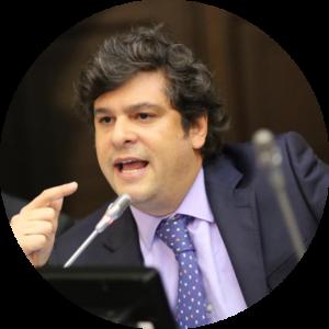 Gabriel Velasco senador